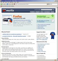 FireFox PR1.0